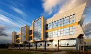 Amo Plant administrative building.